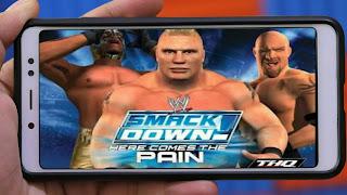 WWE SmackDown Pain Apk
