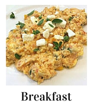 Breakfast in Recipe Index on Creating a Foodie food blog by Rachael Reiton