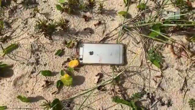 Pembuat film Brasil menjatuhkan iPhone dari pesawat, iPhone selamat dari ketinggian 300m & rekor jatuh bebas