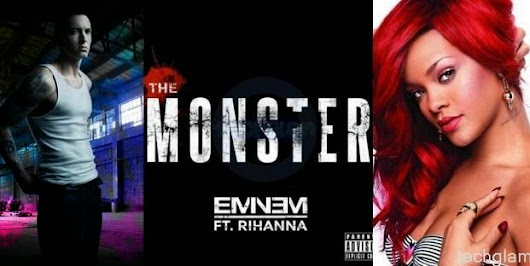 Song Analysis: The Monster (by Eminem and Rihanna)