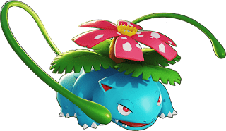 Pokémon Unite - Venusaur Splash Art
