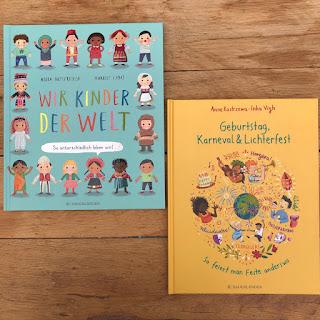 Kinder und Feste der Welt - 2 Sachbücher für Weltentdecker