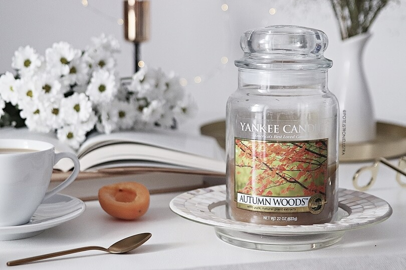 yankee candle autumn woods