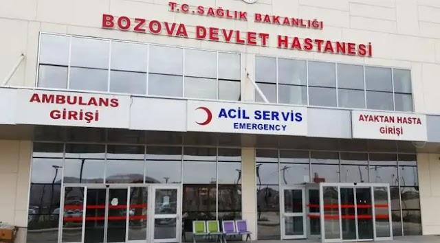Bozova'da kahreden boğulma olayı