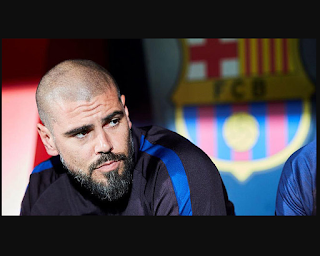 Barcelona Sack Victor Valdes Just Three Months Into His Reign As Youth Team Manager
