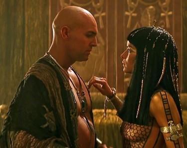 魯汶藝術花邊教主ART Gossip: 【誰是印和闐?】:電影《神鬼傳奇》的古埃及時代美學奇想曲