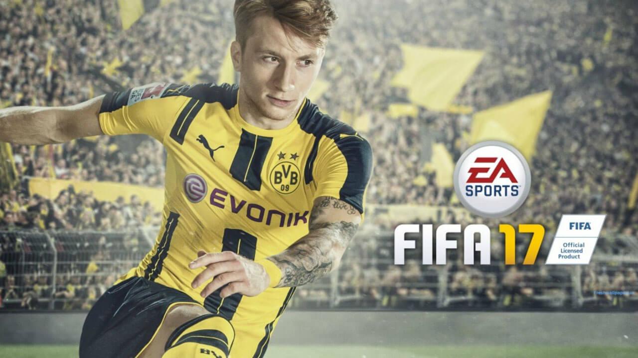 لعبة FIFA 17
