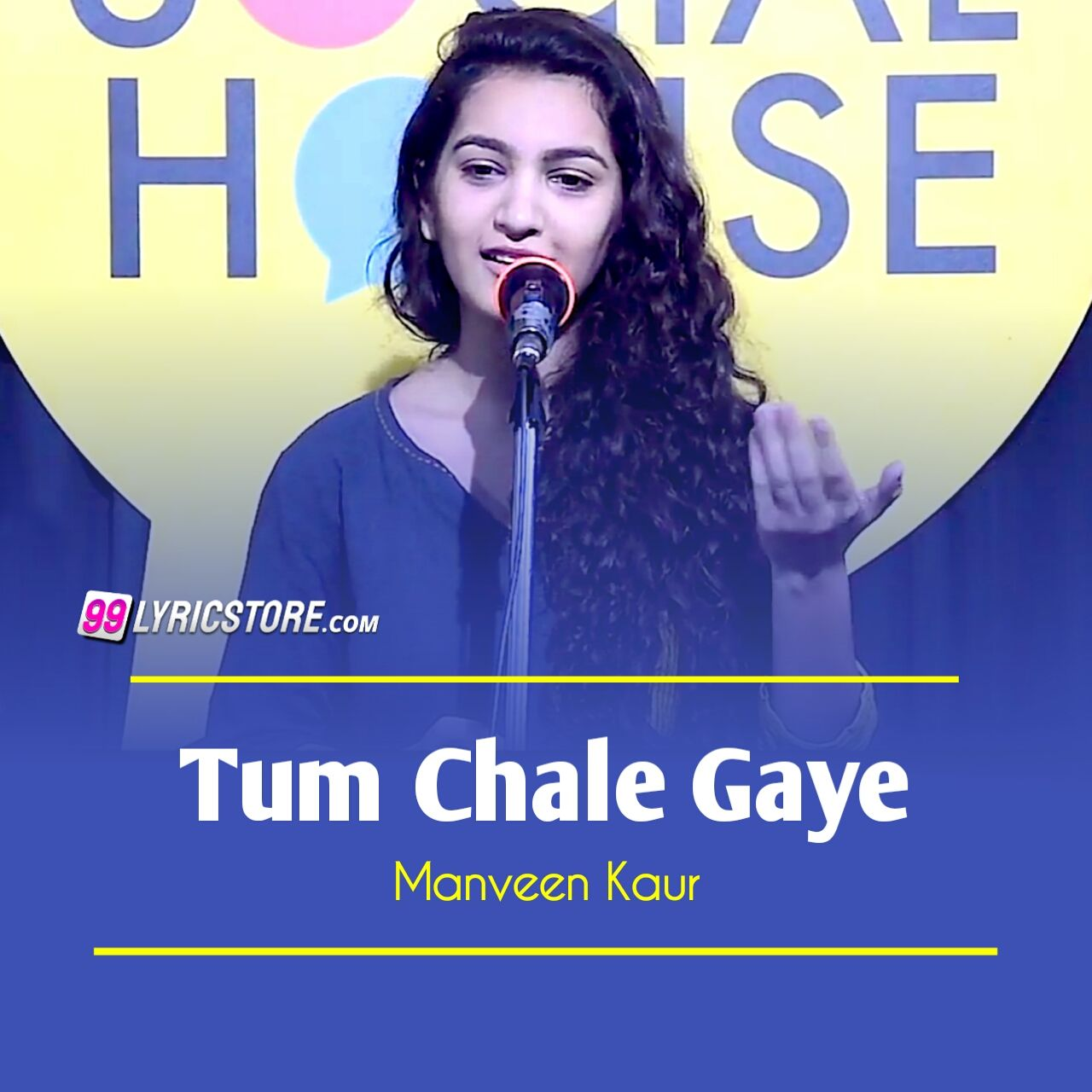 'Tum Chale Gaye' Poetry has written and performed by Manveen Kaur on The Social House's Platform.