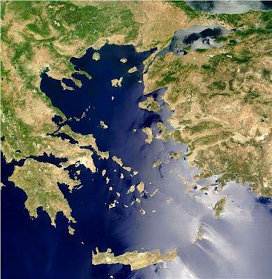 Απότομη αύξηση της στάθμης της θάλασσας πριν 7.600 χρόνια στο Β. Αιγαίο