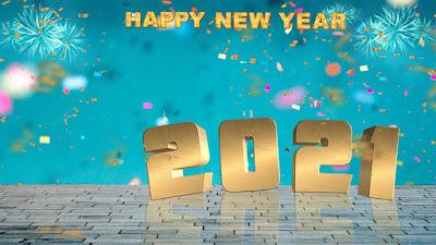 2021 new year celebrating images