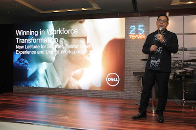 Primawan Badri, Commercial Client Solution Lead untuk Dell Technologies Indonesia