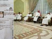 LOGIKA JUNGKIR BALIK, Habib Rizieq Jelas Ada di Arab Saudi, Polisi Malah Sebar Foto Habib ke Polsek di Indonesia
