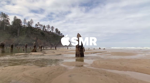 Apple ASMR — Whispers from Ghost Forest — Shot on iPhone