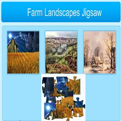Farm Landscapes Jigsaw Puzzle