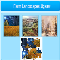 Farm Landscapes Jigsaw Puzzle
