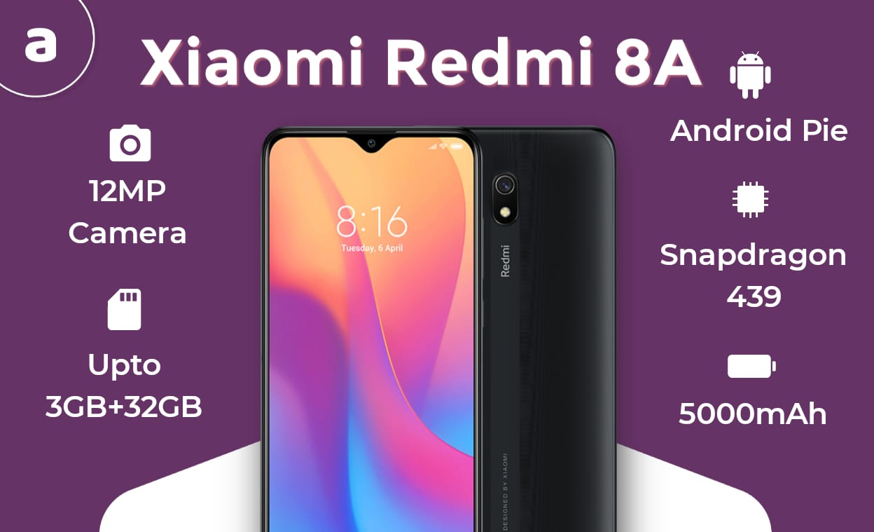Redmi 8A Features