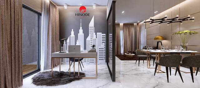 giá bán căn hộ chung cư Hinode City Minh Khai