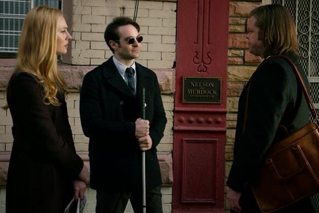 daredevil netflix episode 13 daredevil karen matt and foggy - Marvel's: Daredevil (Demolidor) - Análise 1ª Temporada