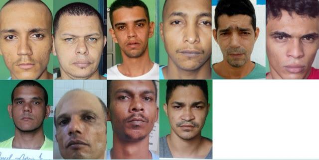 27 detentos fogem de presídio usando túnel em Rondônia; veja a lista