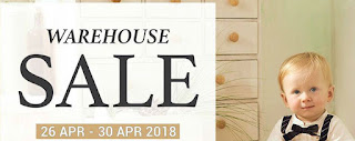 Trudy & Teddy Warehouse Sale 2018