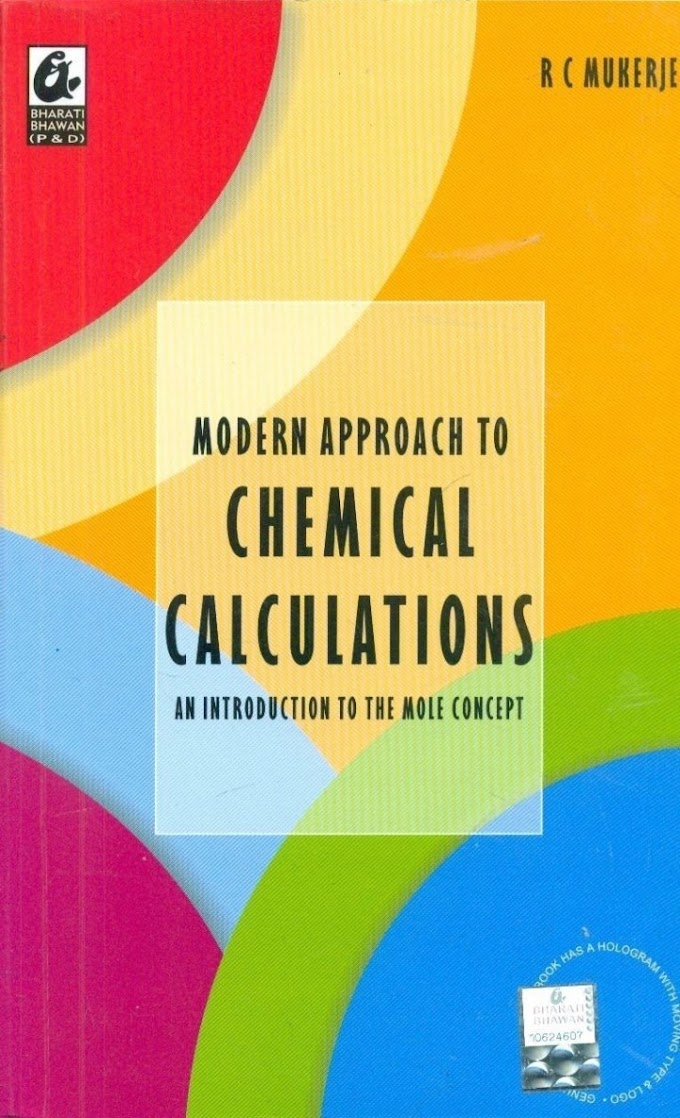 Modern Approach to chemical Calculation By Rc Mukherjee