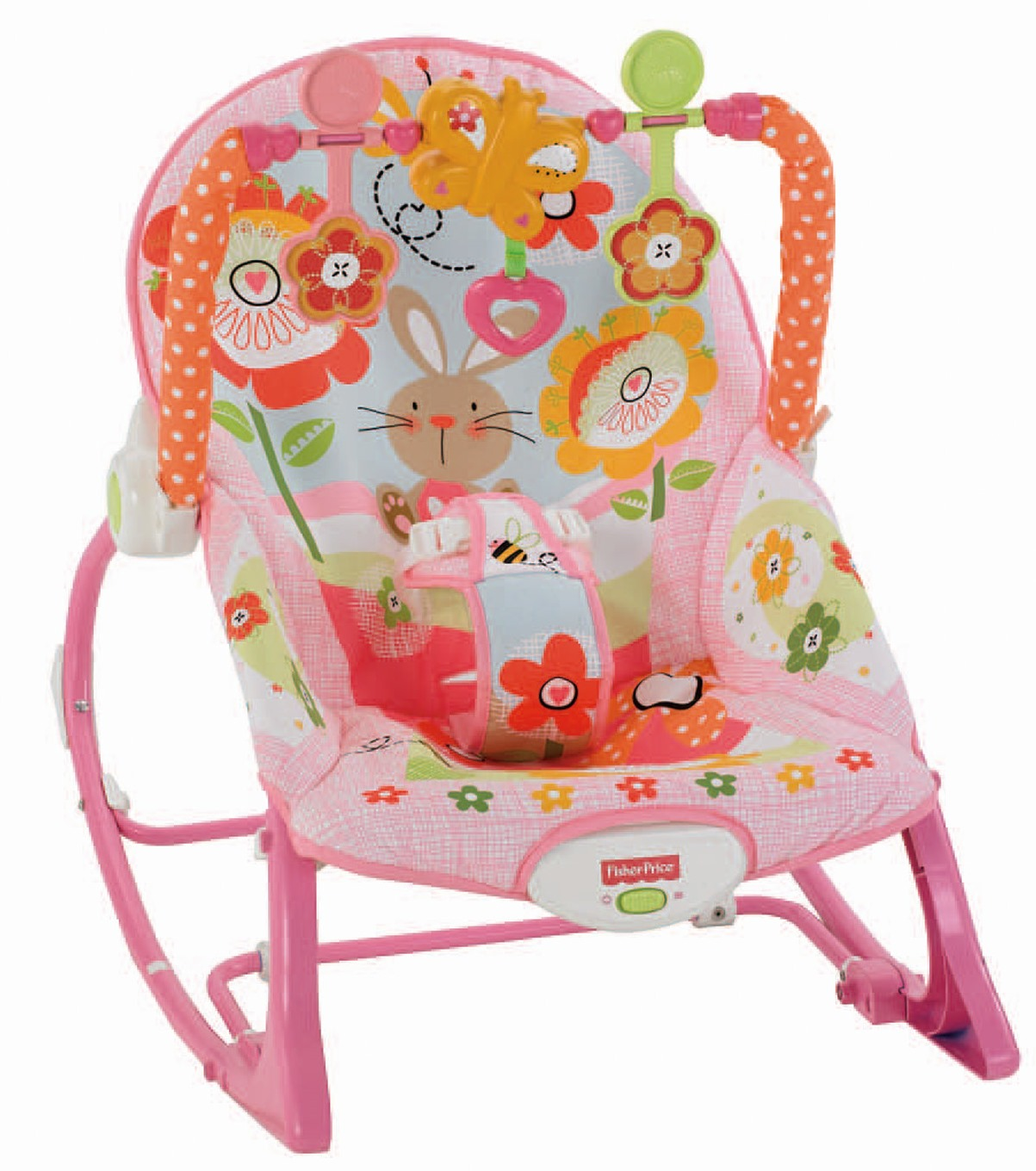 BongBongIdea: FISHER PRICE BABY TODDLER ROCKER CHAIR WITH VIBRATION ...