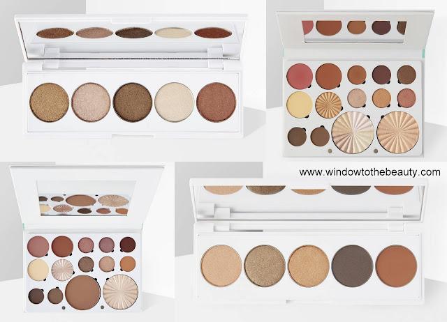 Ofra brown palette