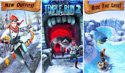 Temple Run 2 mod apk game