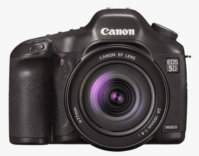Model Kamera SLR / DSLR Canon Terbaru 2017