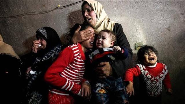 Kisah Anak Anak Palestina di Penjara Israel