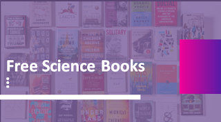 List of Free Science Books