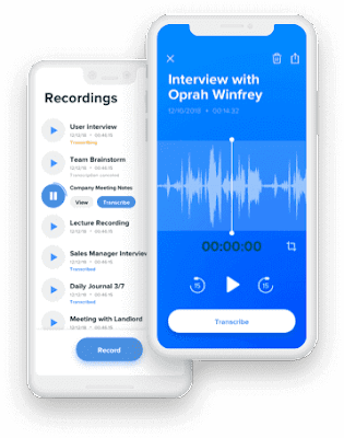 Which is the best voice recording apps for iphone?