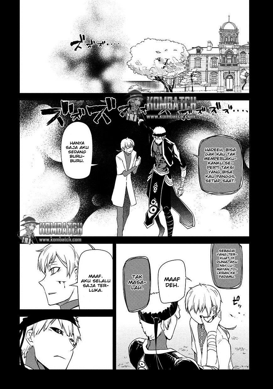 Reincarnation no Kaben Chapter 24