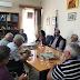 Κλιμάκιο από το Γραφείο Συντονισμού του ΣΥΡΙΖΑ στον Δήμο Πάργας