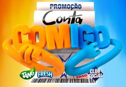 Cadastrar Promoção Conta Comigo 2020 Club Social Tang e Fresh - 100 Mil Reais e Prêmio Todo Dia