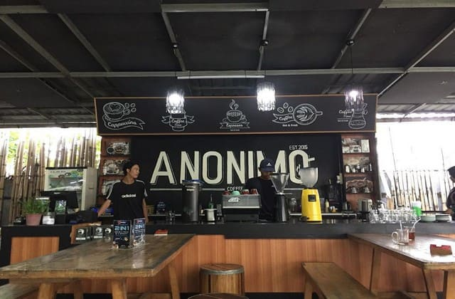 Anonimo Coffee