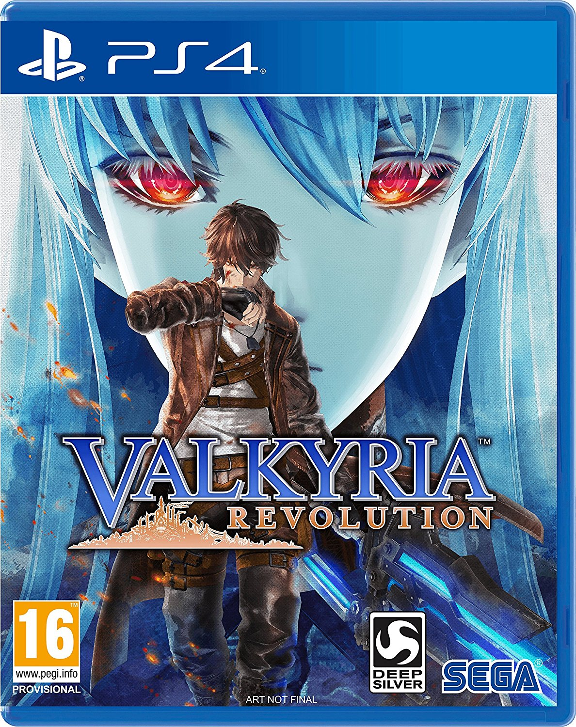 Rage Quitter Reviews: Valkyria Revolution (PS4): Oh Valkyria