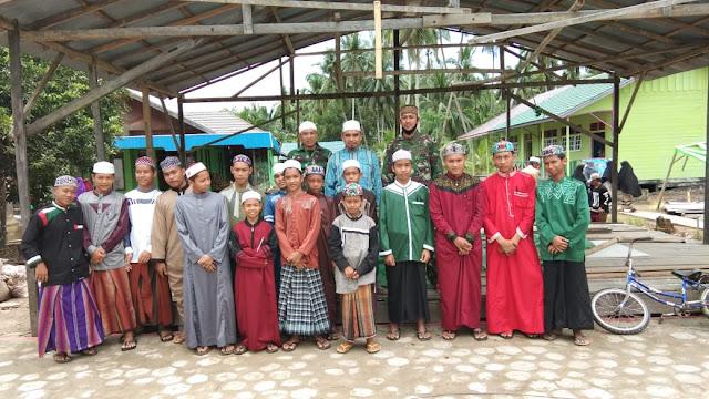 Gencar Bersosialisasi Untuk Memotivasi Masyarakat Terpencil
