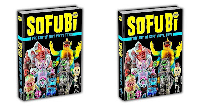 San Diego Comic-Con 2020 First Look: Art of Sofubi Book by Mondo