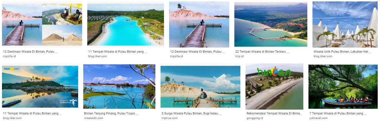 Berikut Tempat Wisata Terdekat Bintan Bisa anda Kunjungi