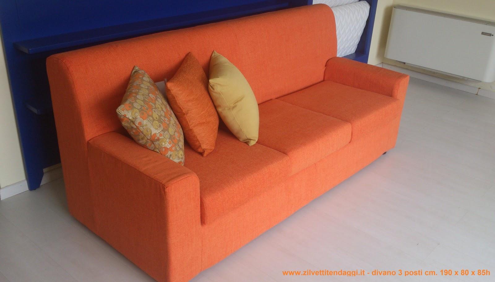 Tende materassi letti poltrone divani zilvetti tendaggi for Divano 100 euro
