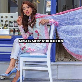 LSM Eid Dresses 2015 by Farah Talib Aziz