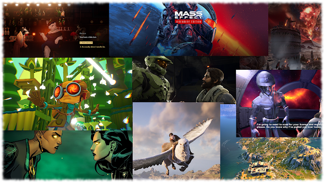 A collage of the 10 Most Anticipated PC Games of 2021 according to Choicest Games