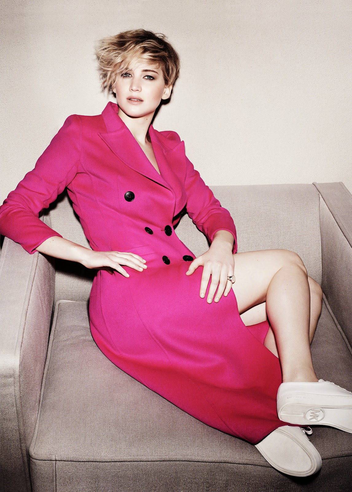 Jennifer Lawrence Jan Welters PS for Marie Claire June 2014