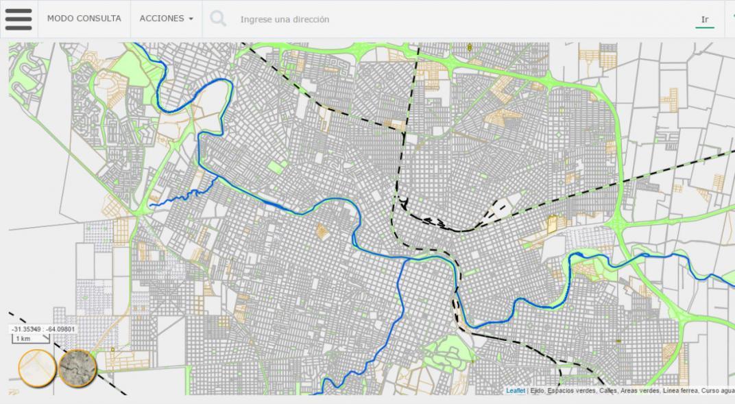 Córdoba, con todos los procesos y gestiones catastrales 100% digitalizados