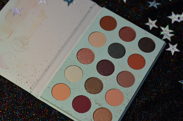 Colourpop Shadow palette  All I see is magic