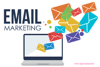 email marketing and advertising