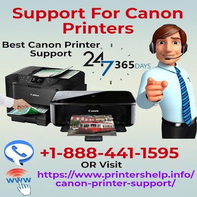 Technical Support For Canon Printer