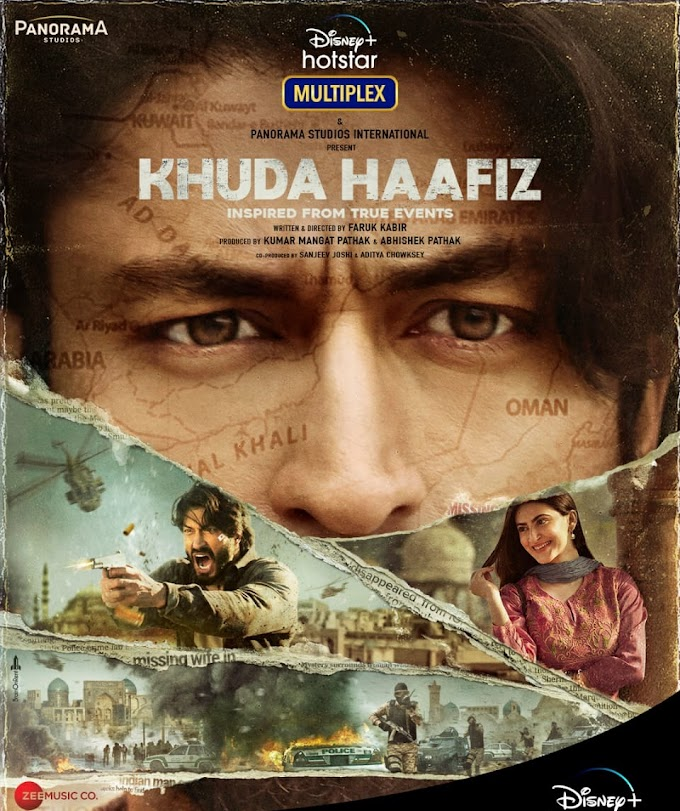 Khuda Haafiz 2020  Hindi 720p, 480p WEBRip