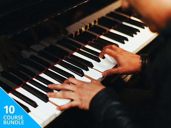Ultimate Piano Bundle: From Beginner to Advanced Discount